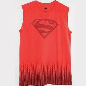 DC Comics Superman Graphic Muscle Tank